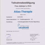 Physiotherapie Zertifikat 06