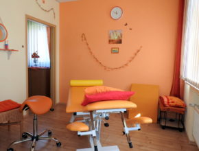 Schmetterlingszimmer Physiotherapie