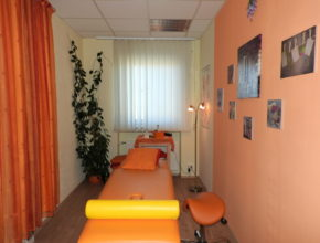 Blumenzimmer Physiotherapie